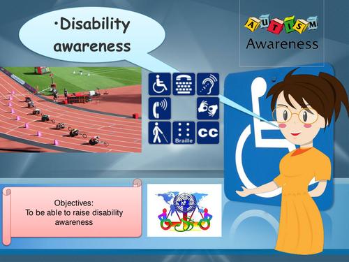 Disability Awareness Assembly