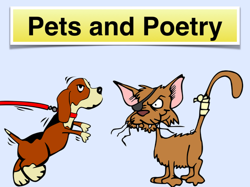 pets and poems poetry for ks2 by goodeyedeers teaching resources tes. Black Bedroom Furniture Sets. Home Design Ideas