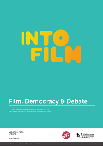 Film, Democracy and Debate - Debating Motions