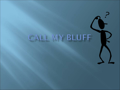 5 Call My Bluff Spelling Lesson Starter Games to Teach Prefixes and Suffixes