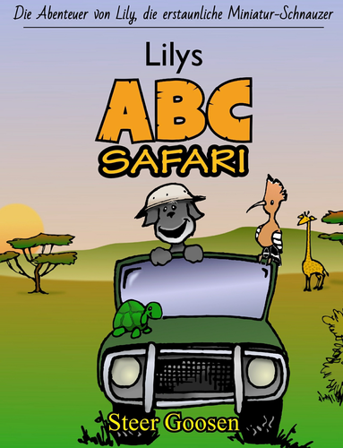 Lilys ABC-Safari - German Alphabet