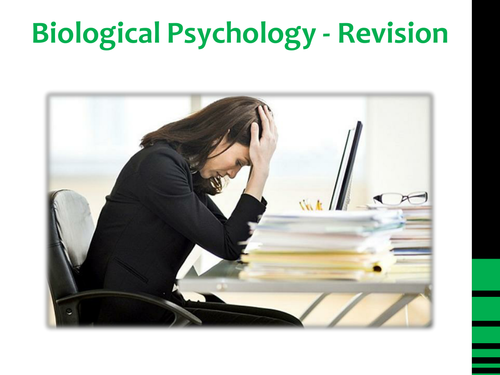 Biological Psychology (Stress) Revision Session (AQA-A)