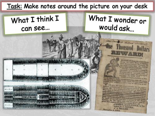 Slavery Mythbusters History lesson