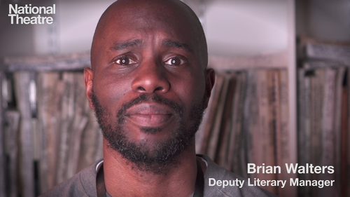 Careers at the National Theatre: Deputy Literary Manager