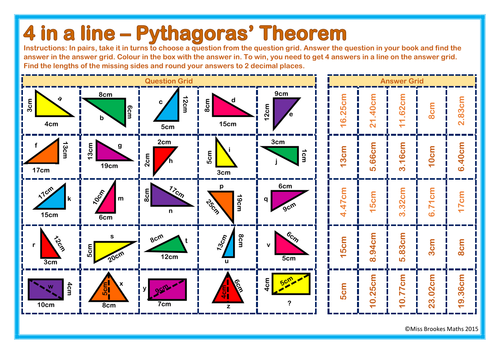 the pythagorean triple essay