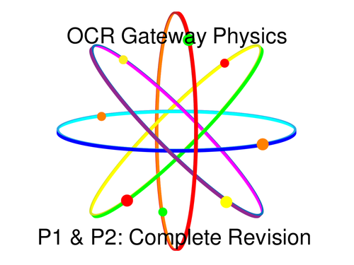 Ocr gateway science physics coursework