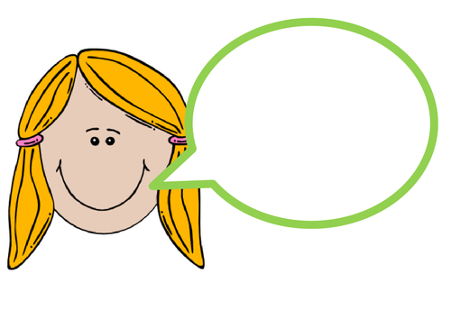 Speech Bubbles By Gemcorcor Teaching Resources