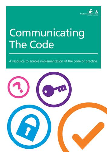Communicating the Code