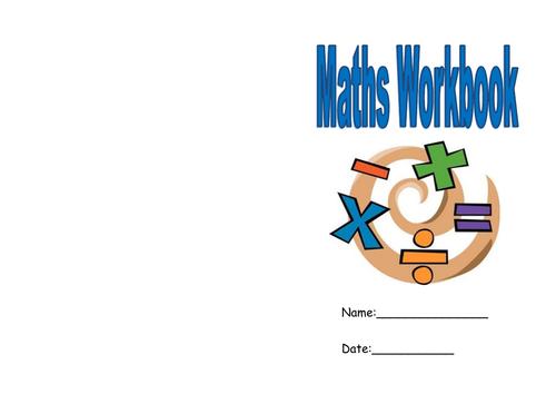 KS1 Maths Workbook