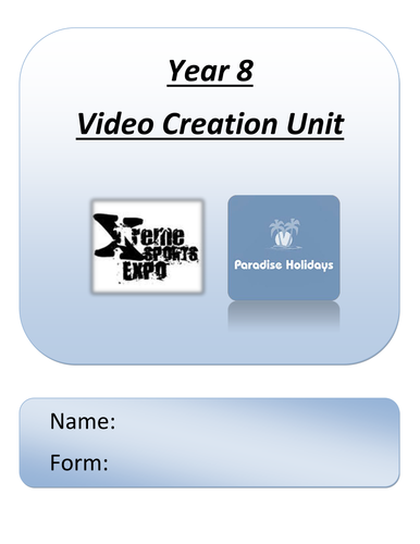 Year 8 ICT Serif MoviePlus Movie Project