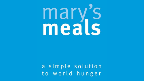 Mary's Meals - the Shed that Fed a Million Children