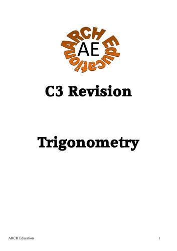 Edexcel C3 revision