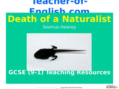 seamus heaney thatcher