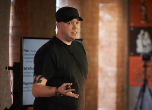 """""""Achieving Demanufacture"""" TEDx talk"""