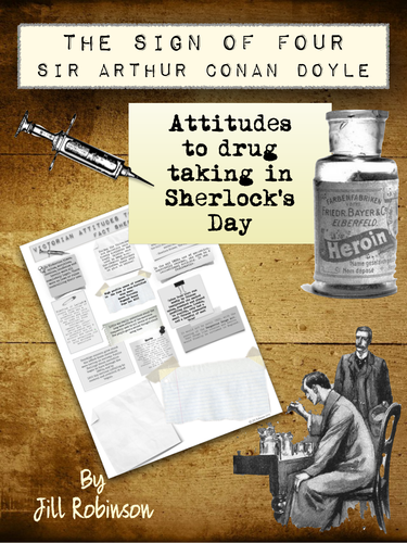 Sign of Four - Drugs in Sherlock's Day