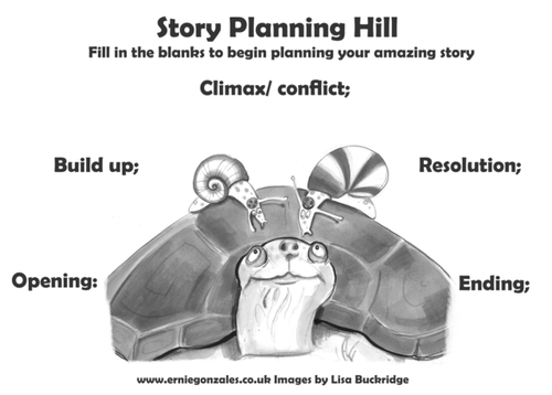 Story Planning Hill