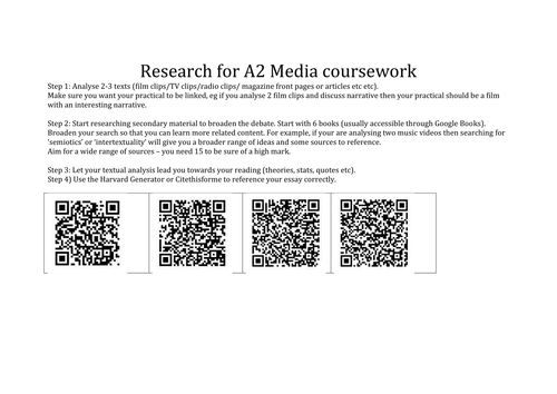 A2 Media - How to Research on a Smartphone