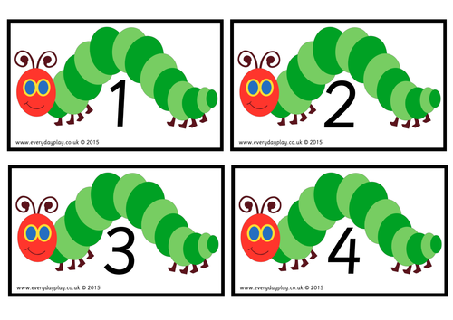 The Very Hungry Caterpillar Planning and Resource Pack