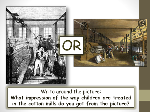 Child Labour during the Industrial Revolution, a mythbreaking enquiry