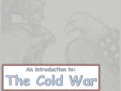 Introduction to the Cold War - 20 minute interview lesson