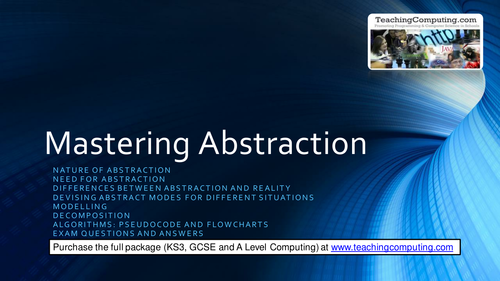 Mastering Abstraction_Algorithms_Modelling_Decomposition