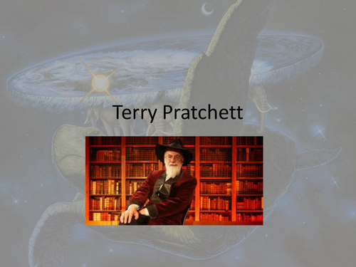 Introduction to Terry Pratchett
