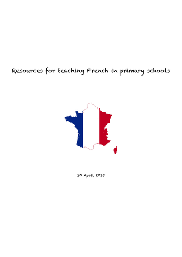 resources for teaching french in primary schools by isobel23 teaching resources. Black Bedroom Furniture Sets. Home Design Ideas