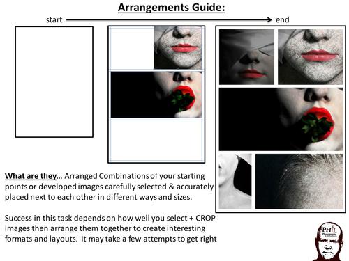 Photography A-Level: Arrangements Guide