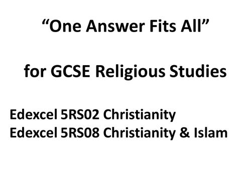 GCSE Edexcel Revision Module