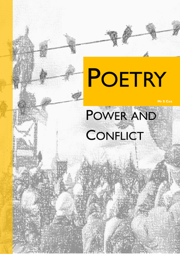 AQA Conflict Cluster All Poem Resource