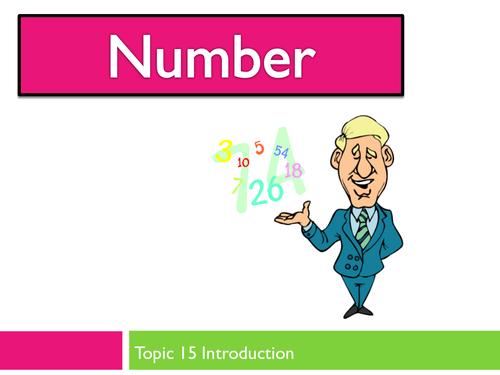 Introducing Number KS3