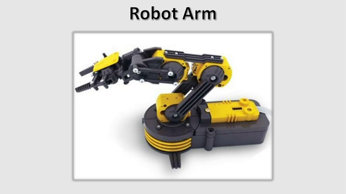 Introduction to the Robot Arm