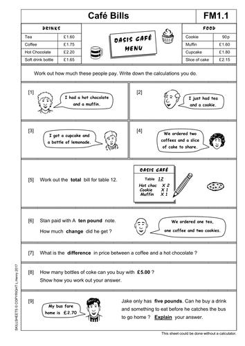Functional Maths Level 1 Part 1