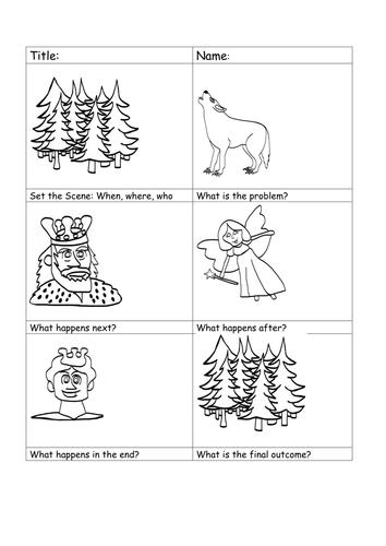 Fairy Tales Storybox