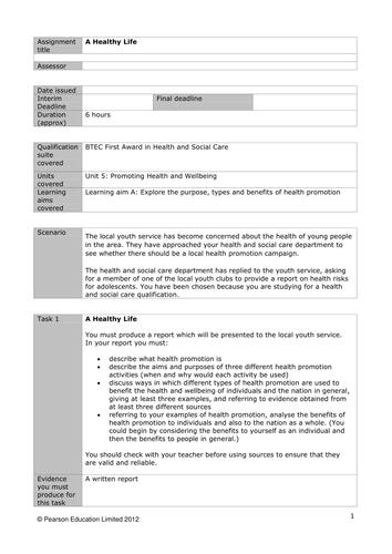 HI 255 HI/255 HI255 Unit 5 Assignment Answer Sheet (Kaplan)