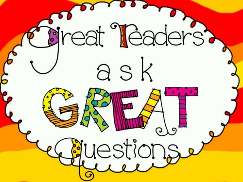 Asking Questions: CCSS Aligned: 2.RL.1, CCRA.R.1, CCRA.R.2, CCRA.R.3, CCRA.R.10