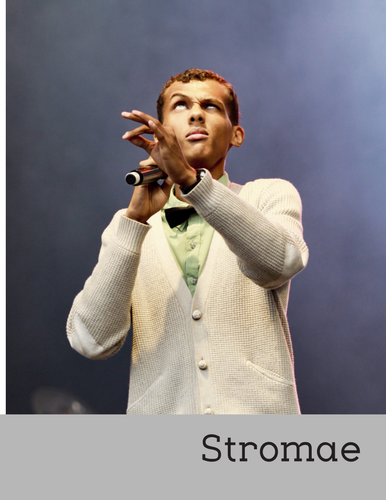 Stromae - a short reading for intermediate students w/ text-dependent questions