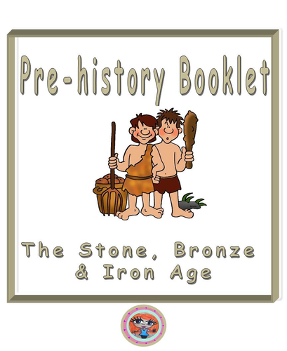 Stonehenge Preschool Lesson Plan: Stone Age, Bronze Age And Iron Age Eating And Food Lesson
