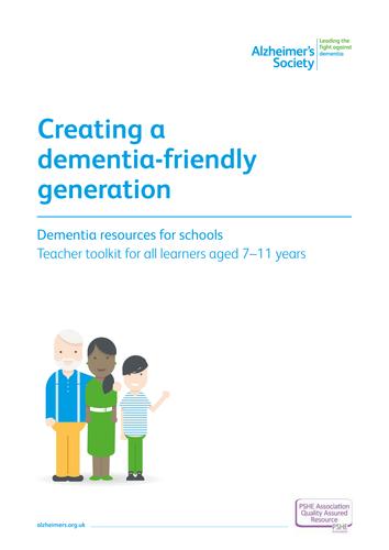 Creating a dementia friendly generation: KS2