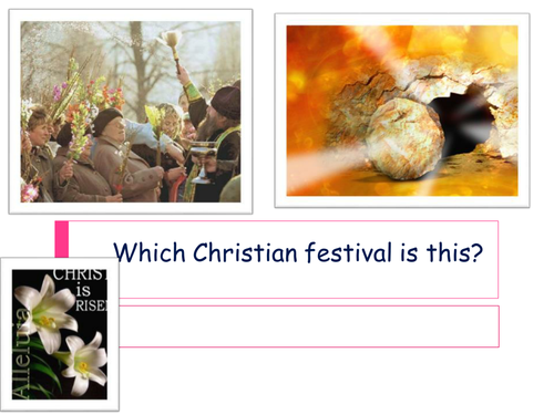 Christianity and Easter