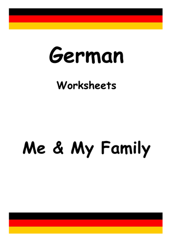 primary german resources clothes and fashion. Black Bedroom Furniture Sets. Home Design Ideas