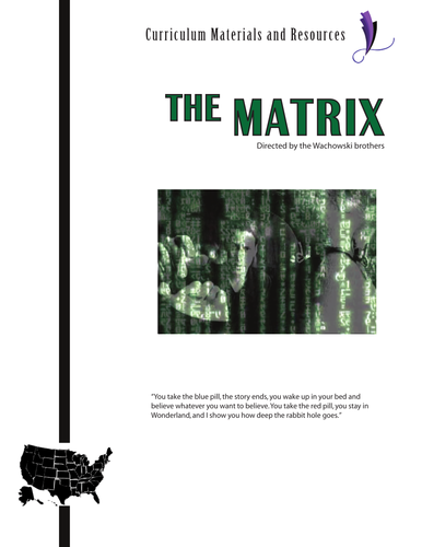 """The Matrix"" complete unit SAMPLE"