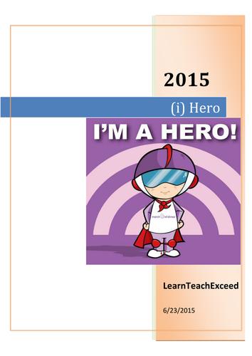 Inquiry Unit:  (i) Hero