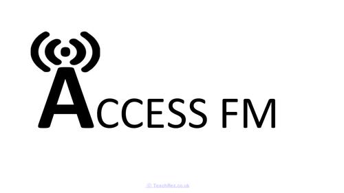 ACCESS FM Lesson Resources