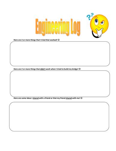 Engineers Log: Bridge Building