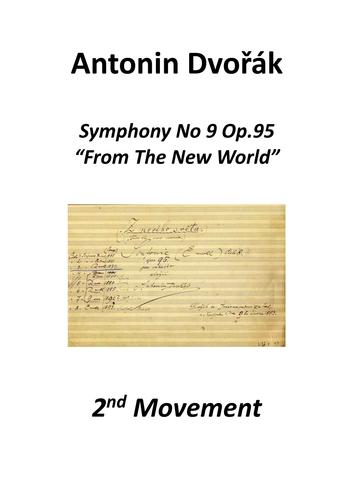 Largo from Dvořák's New World Symphony - Listening Guide