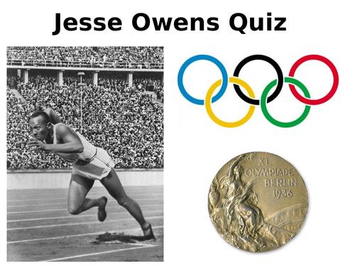jesse owens black history
