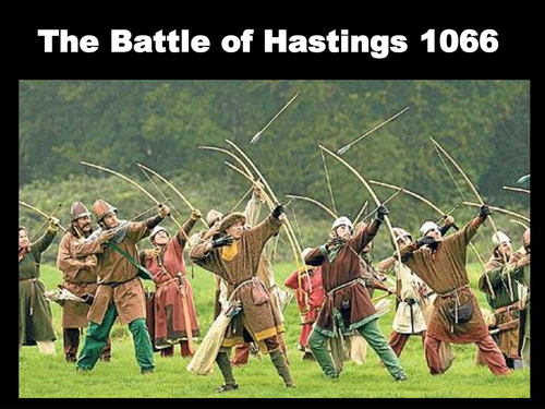 attle of hastings