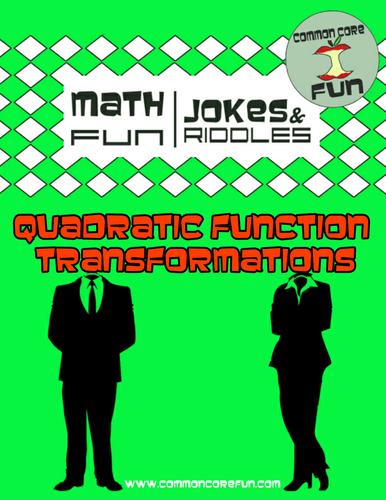 Quadratic Function Transformations