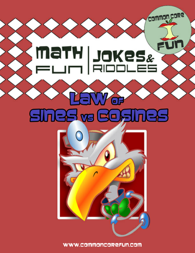 Law Of Sines Vs Cosines By Commoncorefun Teaching Resources Tes
